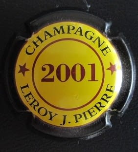 LEROY, Jean-Pierre LAMBERT 20 2001 (FRA)