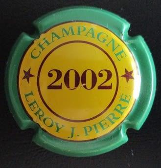 LEROY, Jean-Pierre LAMBERT 21 2002 (FRA)