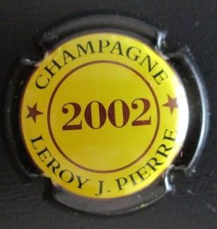 LEROY, Jean-Pierre LAMBERT 22 2002 (FRA)