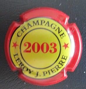 LEROY, Jean-Pierre LAMBERT 23 2003 (FRA)