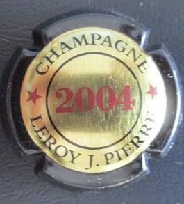 LEROY, Jean-Pierre LAMBERT 26 2004 (FRA)