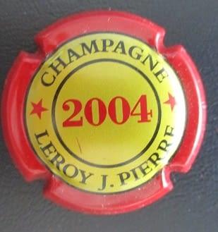 LEROY, Jean-Pierre LAMBERT 25 2004 (FRA)