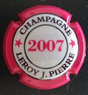 LEROY, Jean-Pierre LAMBERT NOVA 2007 (FRA)