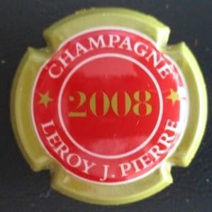 LEROY, Jean-Pierre LAMBERT NOVA 2008 (FRA)