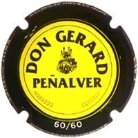 DON GERARD PEÑALVER X. 169756 JEROBOAM NUMERADO