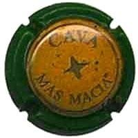 MAS MACIA V. 4342 X. 03897 CONTORN VERD