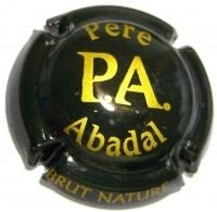 PERE ABADAL V. 13071 X. 13423 (VERD FOSC)