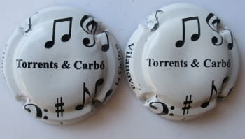 TORRENTS CARBO X. 20104 A-B