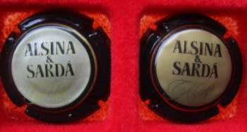 ALSINA & SARDA X. 42728 A-B