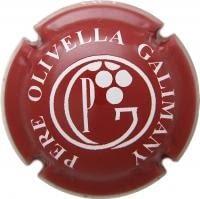 PERE OLIVELLA GALIMANY V. 10963 X. 23442 GRANAT