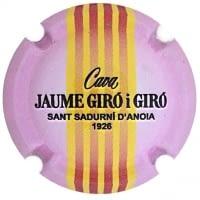 JAUME GIRO GIRO X. 151229