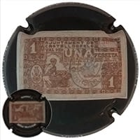 VICAT X. 153192 (1 PESSETA CASTELLDEFELS)