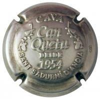 CAN QUETU V. 3431 X. 03516 PLATA