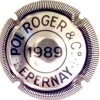 POL ROGER X. 05752 (1989)