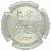 PIRULA NO VALIDABLES X. 64863 CONFRARIA DEL CAVA PLATA