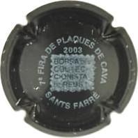 PIRULA TROBADES 2003 X. 09267 (SANTS FARRE)
