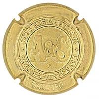 ALSINA & SARDA X. 177214 NUMERADA