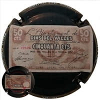 VICAT X. 140479 (50 CENTIMS PINS DEL VALLES)