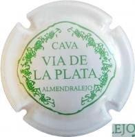 VIA DE LA PLATA V. A069 X. 09392 LLETRES DIFERENTS