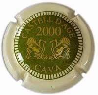 CASTELL D'AGE V. 1468 X. 00916 MILLENIUM