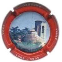 ANNA GABARRO V. 6054 X. 03167 (VERMELL)