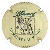 MAZARD V. 2218 X. 00821 (CREMA)