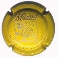 MAZARD V. 3957 X. 00822