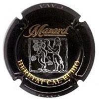 MAZARD V. 2764 X. 00826 NEGRE