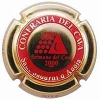 PIRULA OFICIALS X. 10317 CONFRARIA DEL CAVA 2000
