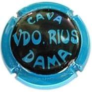 DAMA DEL VIUDO RIUS V. 6894 X. 28817