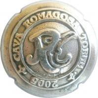 ROMAGOSA TORNE V. 5941 X. 09551 PLATA
