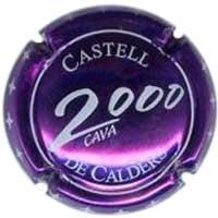 CASTELL DE CALDERS V. 10300 X. 33675