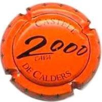 CASTELL DE CALDERS V. 11240 X. 39666