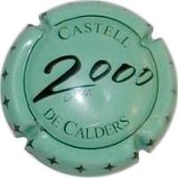 CASTELL DE CALDERS V. 16143 X. 49978