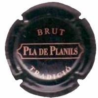 PLA DE PLANILS V. 1842 X. 13441 NEGRE