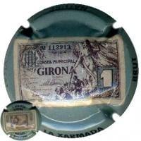 VICAT V. 18002 X. 62729 (1 PESSETA DE GIRONA)
