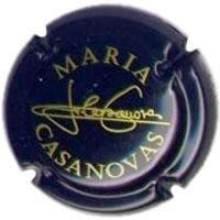 MARIA CASANOVAS V. 12889 X. 35645 (NEGRE)
