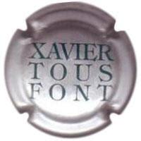 XAVIER TOUS FONT V. 2120 X. 11622