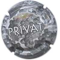 PRIVAT V. 3729 X. 00321 FONS BLANC