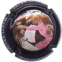 ABELE X. 02854 (LETRAS BLANCAS) (FRA)