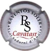 PIRULA CONMEMORATIVES X. 12671 RAVENTOS SOLER CAVATAST