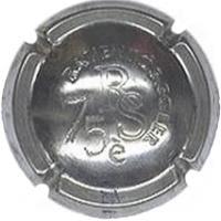 RAVENTOS SOLER V. 3090 X. 11914 JEROBOAM PLATA