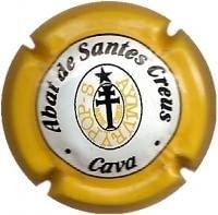 ABAT DE SANTES CREUS X. 19313