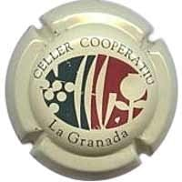 CELLER COOP LA GRANADA V. 1893 X. 02075
