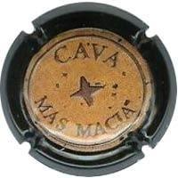 MAS MACIA V. 2052 X. 00556 CONTORN NEGRE