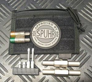 SPUHR APPROVED 45-25 TORQUE LIMITER KIT - 1