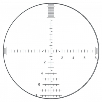 VISOR BUSHNEL  ELITE TACTICAL XRS ll 4.5-30x50 - 5