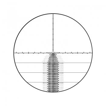 VISOR BUSHNELL ELITE TACTICAL XRS II 4.5-30x50 HORUS Tremor 3 - 5