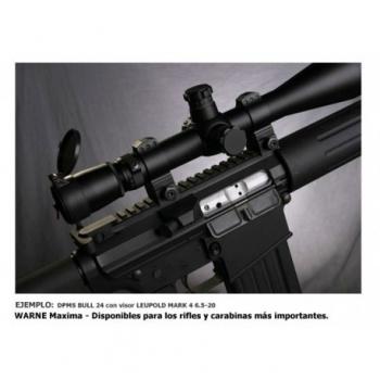 Juego de Anillas WARNE Tactical 30mm - 5