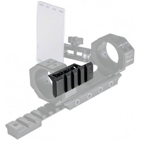 Carril vertical WARNE para montura Skyline Precision -